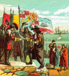 Landing of William of Orange