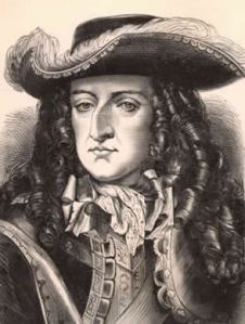 William, Prince of Orange, whose unprincipled pursuit of ambition was rewarded with the Crown of the Three Kingdoms