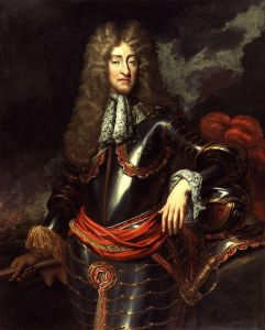 James VII/II, whose mismanagement of the business of kingship created the problem in the first place