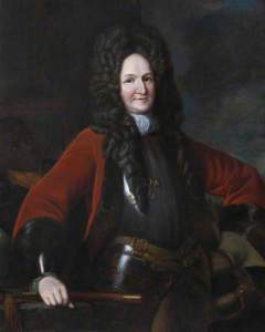 General Hugh MacKay of Scourie, commander of the Williamite army destroyed at Killiecrankie