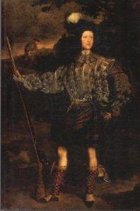 Alasdair MacColla, commander of the Irish troops in Montrose's Royalist Army