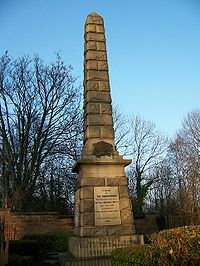 Battle of Bothwell Bridge monument