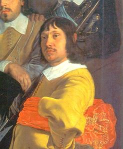 General William Baillie, commander of the Covenant army destroyed by Montrose at the Battle of Kilsyth (1645)