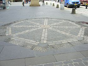Mercat Cross, Edinburgh