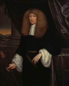 Archibald Campbell, 9th Earl of Argyll. Our Archibald's father