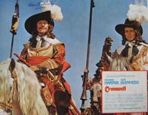 Alec Guiness as the troubled monarch, Charles I