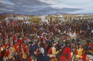 Culloden Moor, the final defeat (16 April 1746)