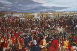 Culloden Moor, the final defeat (16 April 1746)