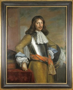 Louis de Bourbon, Prince of Conde, the other outstanding general of the time